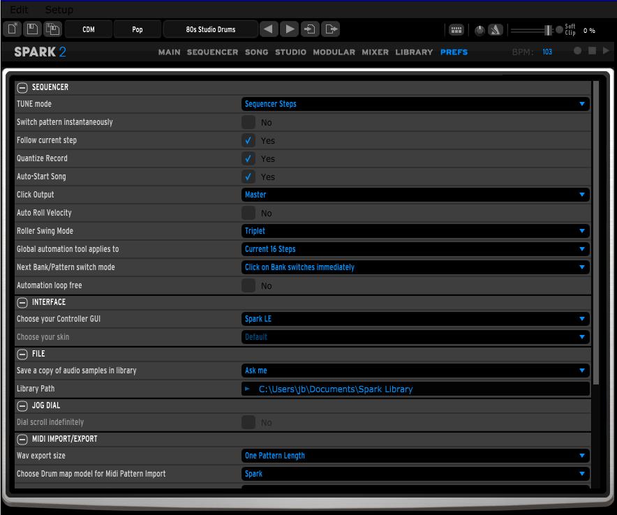 spark plugins 30 amp relay wiring diagram kvr: arturia releases 2 drum machine software