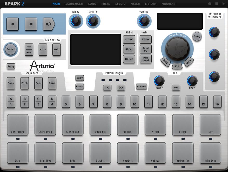 spark plugins easy brain diagram kvr arturia announces 2 software