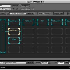 Spark Plugins Sony Xplod Wiring Diagram Cdx Gt310 Kvr Fx Machine By Tc Works Multi And Synth Generator Vst