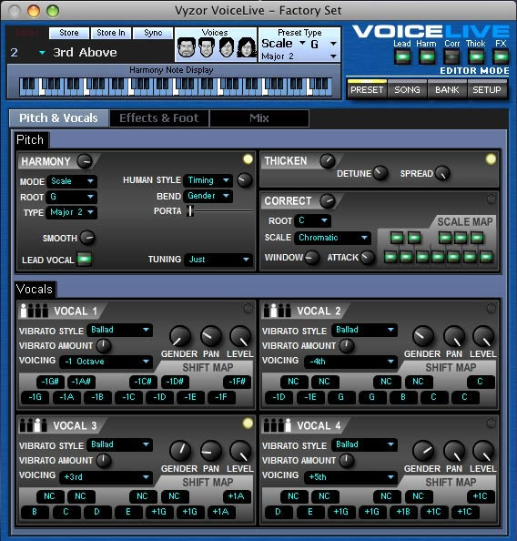 KVR Vyzor Editors for TCHelicon by TCHelicon  Editor