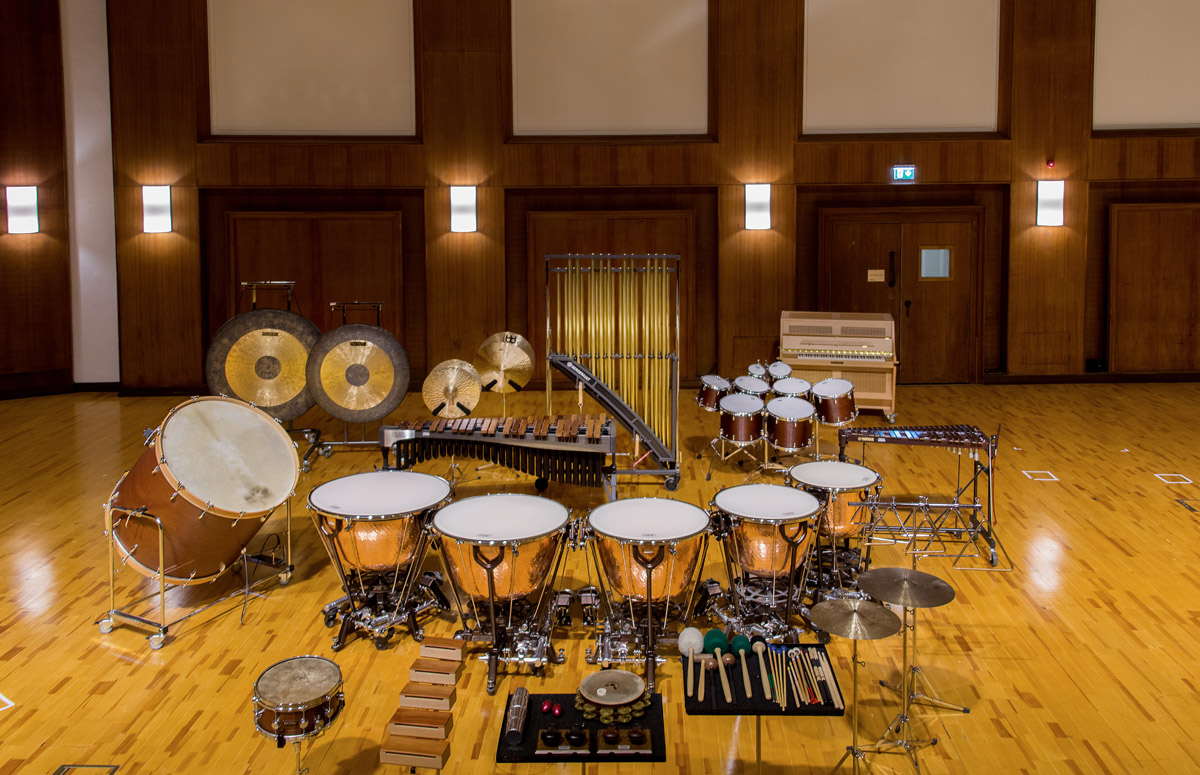 KVR Vienna Symphonic Library releases Synchron Percussion I  Multi Audio Format Percussion Library
