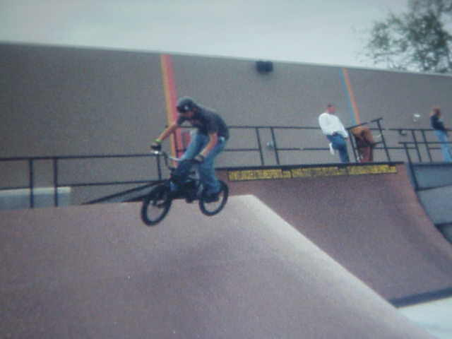 BMX -> Pictures -> Neal Long