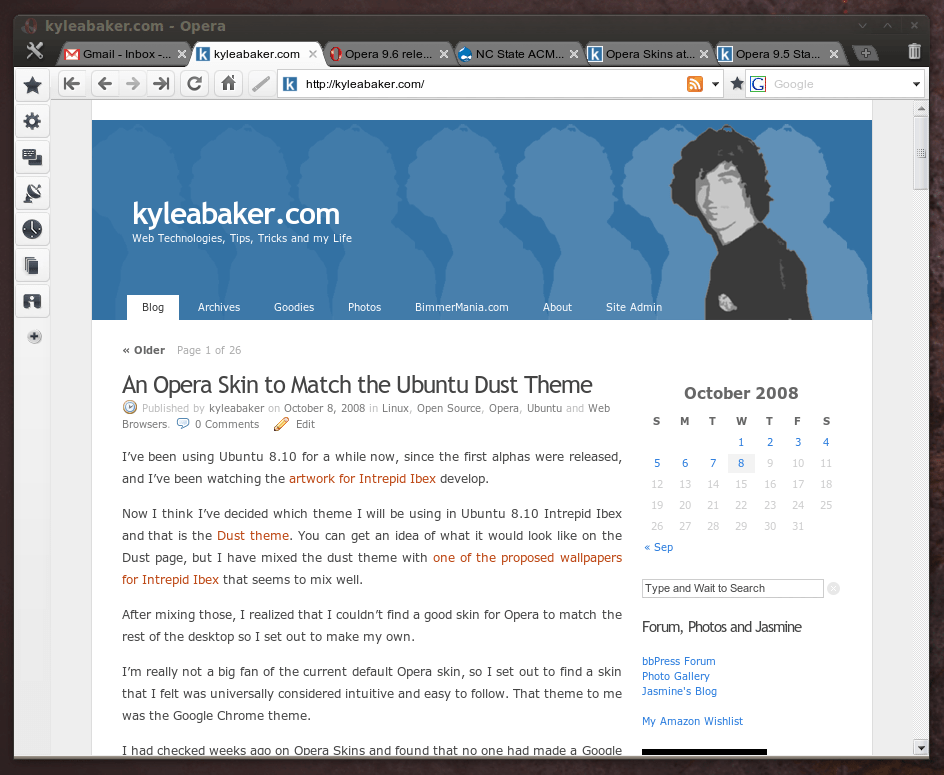 Dusty Chrome – kyleabaker com