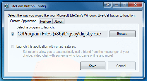 LifeCam Button Config v1.0.0.0
