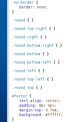 UserJS: Twitter-Rounded