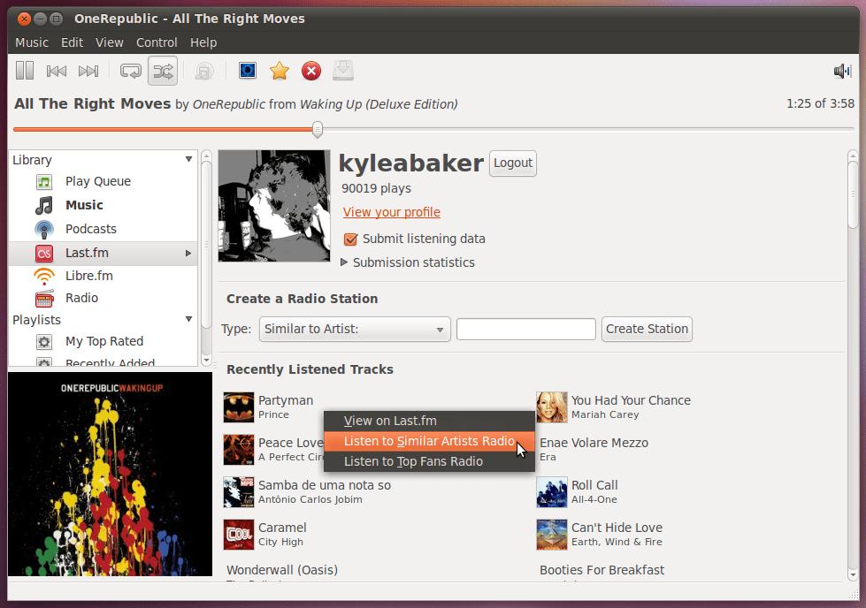 Rhythmbox for windows 10