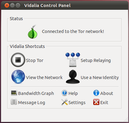 How to setup and use Tor Anonymity in Ubuntu