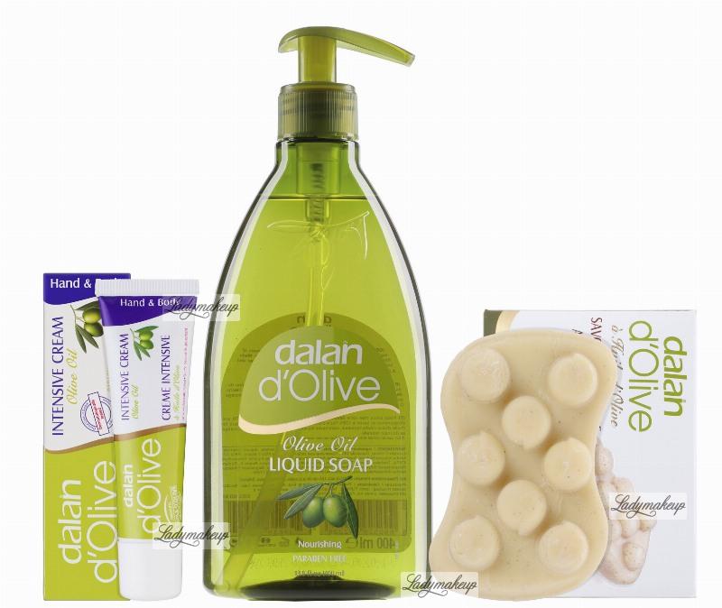 Dalan d39Olive OLIVE OIL Christmas set of olive