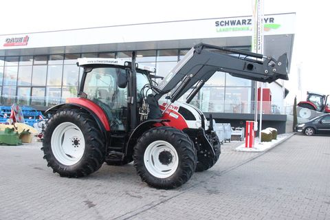 Gebrauchte Steyr 4115 Kompakt Et Komfort Landwirtcom