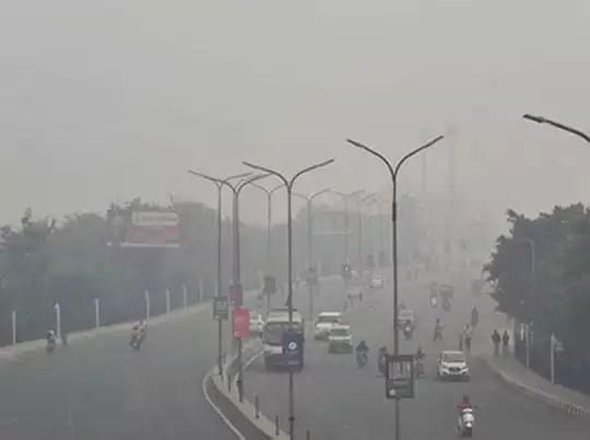 Other news News : लखनऊ का दम फूला, देश का दूसरा प्रदूषित शहर - lucknow air pollution high rate in india   Navbharat Times