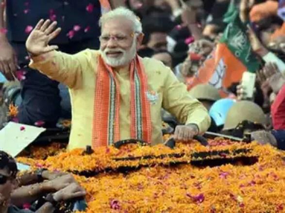 Varanasi Loksabha Seat: Narendra Modi Nomination in Varanasi: 2014 ...