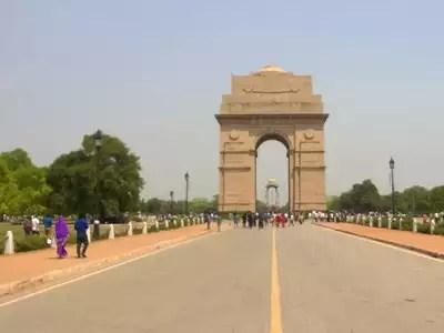 दिल्ली का राजपथ