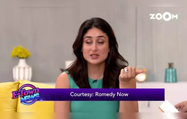 Kareena worried about Taimur being in the limelight?