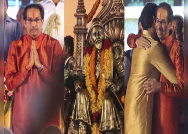 महाराष्ट्र सीएम की शपथ- 'मी उद्धव बाला साहेब ठाकरे'