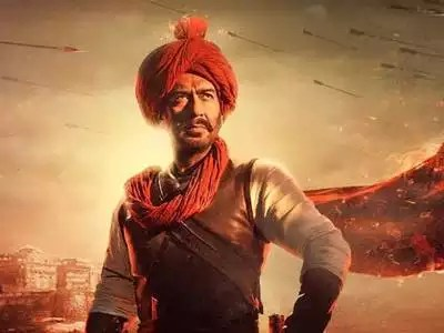 Tanhaji box office collection: Tanhaji: The Unsung Warrior box office collection Day 5: Ajay Devgan's film is also famous on Tuesday