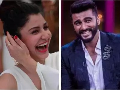 Anushka Sharma instagram: Looking at the photos, you will understand why Arjun Kapoor's eyes fell on Anushka Sharma's socks – anushka sharma posted stunning picture of herself and arjun kapoor commented on her socks
