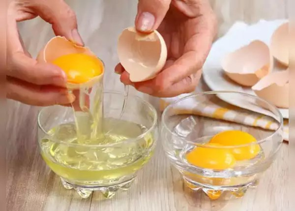 एग वाइट या अंडे की सफेदी