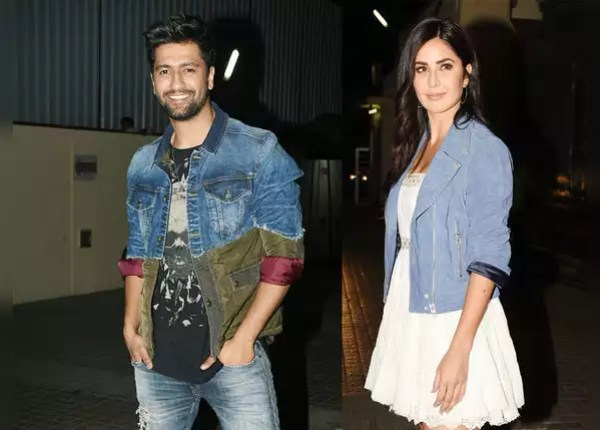 Katrina Kaif arrived to see Vicky's 'ghost'