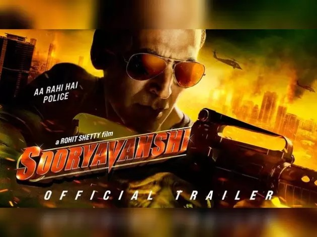 Rohit Shetty trailer of Akshay Kumar's film Suryavanshi
