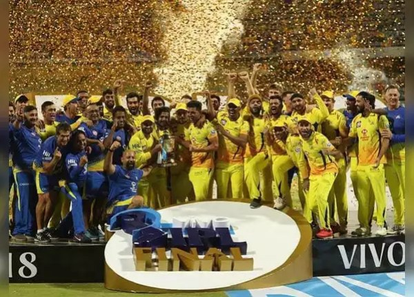 7th final in IPL, 3rd title