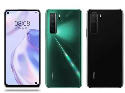 Huawei P40 Lite 5G phone launch