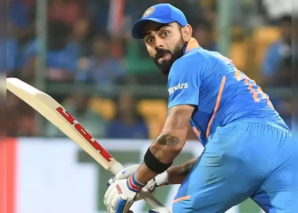 Virat's name is this record