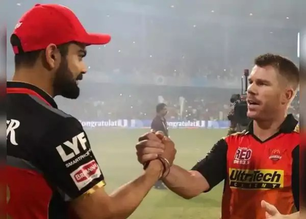Hyderabad won the toss, chose batting