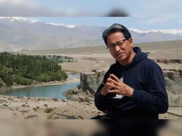 चीनी सामान का विरोध, सोनम वांगचुक ने की ये अपील
