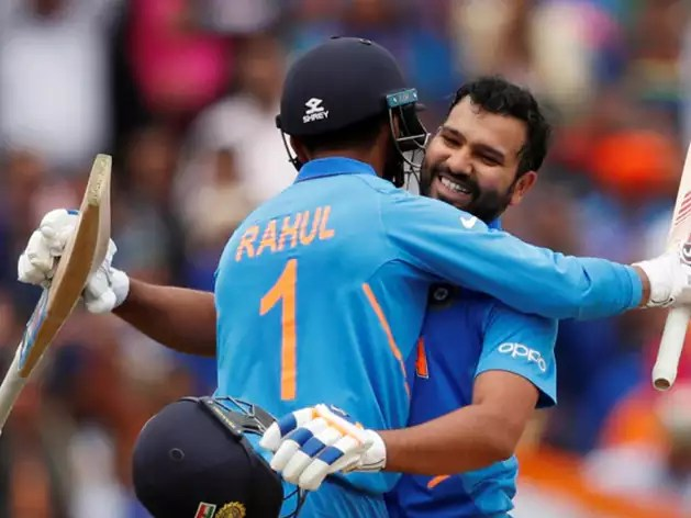KL Rahul is a fan of Rohit Sharma, praise for the lot