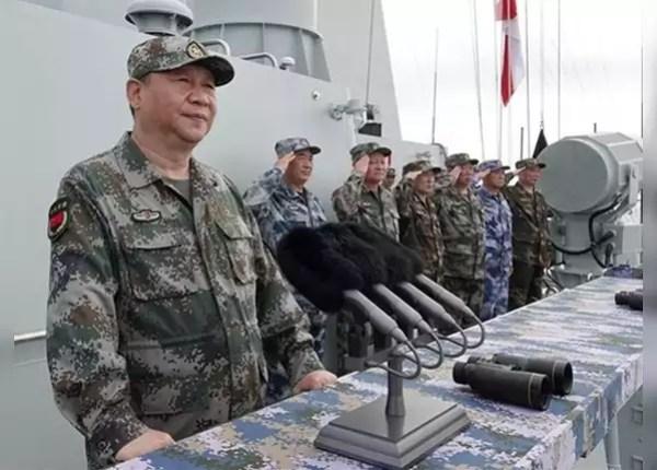 एशिया में किन-किन देशों को चीन से खतरा