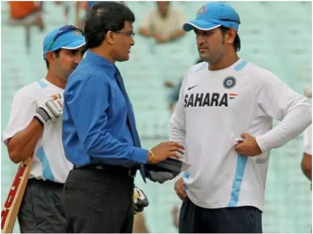 Smith-Sangakkara said after Gambhir, Ganguly behind Dhoni's success