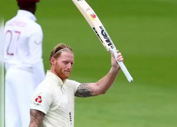 Ben Stokes scored 176 runs