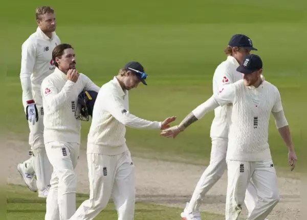 Manchester won England, series equal to 1-1