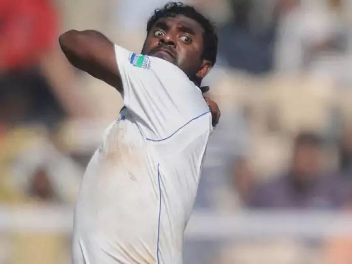muttiah muralitharan retirement: आज ही थमी थी 'विकेटों के बादशाह' मुथैया मुरलीधरन की फिरकी - today in history muttiah muralitharan took retirement from test cricket | Navbharat Times