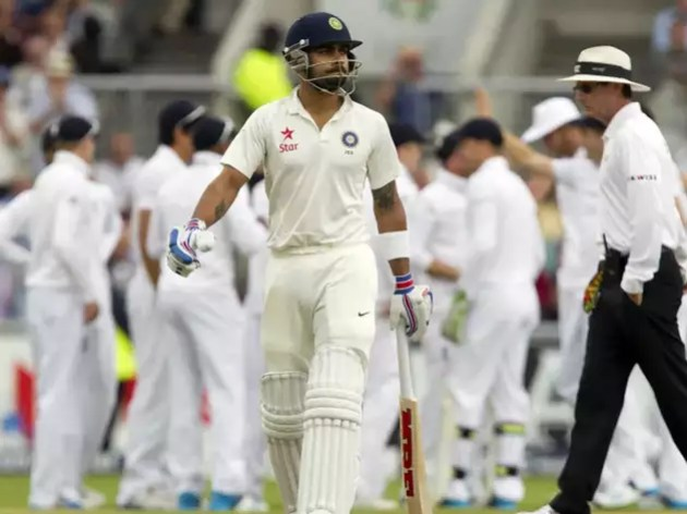 How did the 2014 England tour change, Virat Kohli told