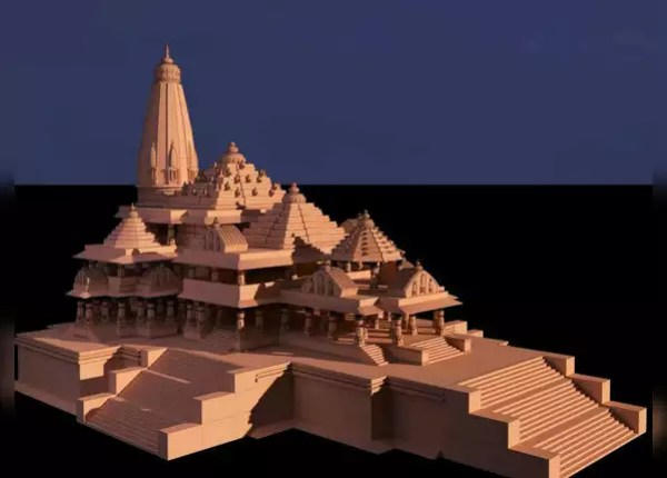Temple will be built with the calculations of Shilp Shastra