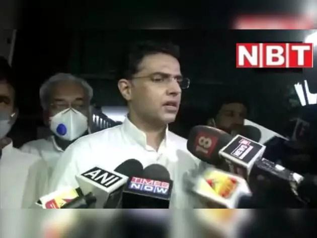 Rajasthan Political News: सचिन पायलट बोले- मुझ पर व्यक्तिगत हमला हुआ
