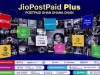 Jio has launched a new service called Postpaid Plus