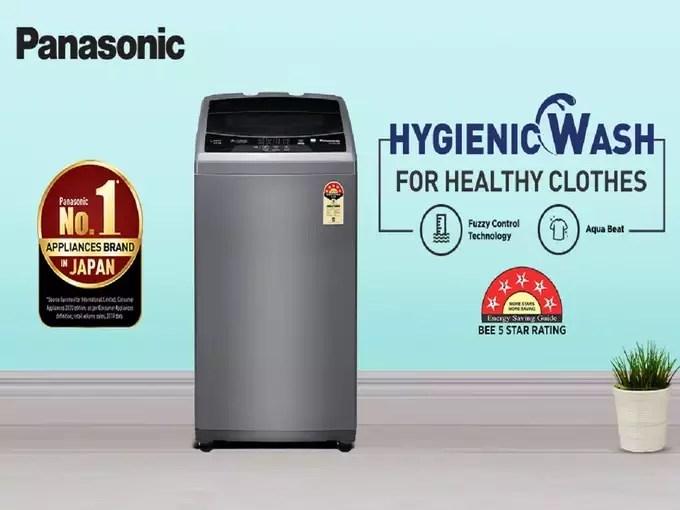 Panasonic 6 Kg 5 Star Fully Automatic Washing Machine