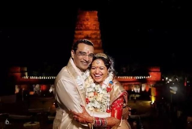 Sunitha Wedding