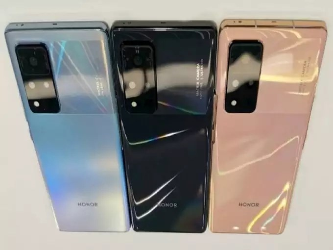 Honor New Mobile Honor V40 Launch Price Specs 3