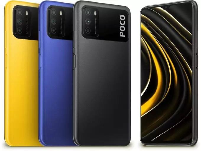 Poco New mobile Poco M3 launched