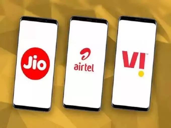 TRAI Data Airtel Vodafone Users December 2020 2