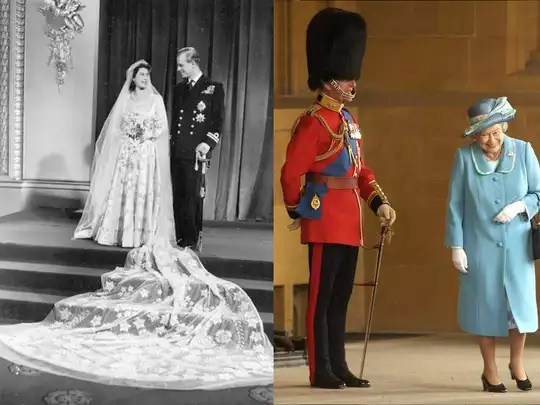 rare old photos love story and marriage relationship of prince philip and queen elizabeth second