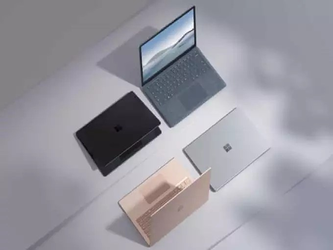 Microsoft Surface Laptop 4 launched price Specs 1