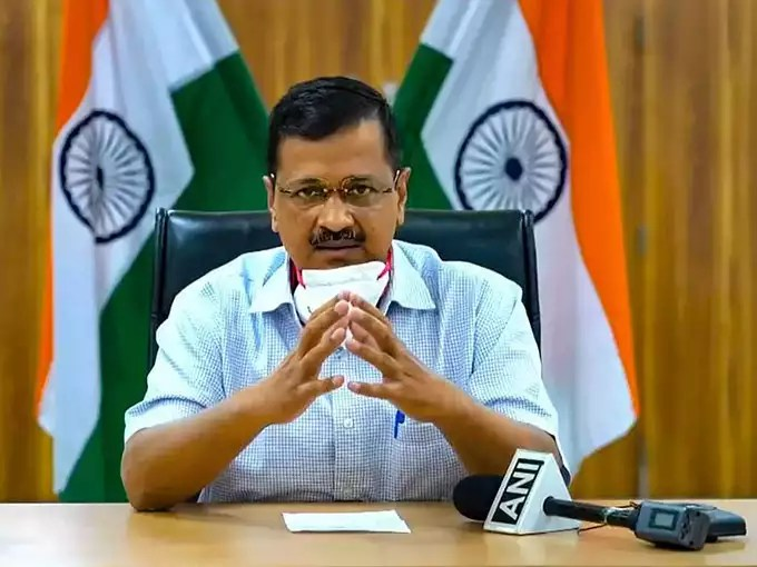 CM Kejriwal kept his point on oxygen deficiency