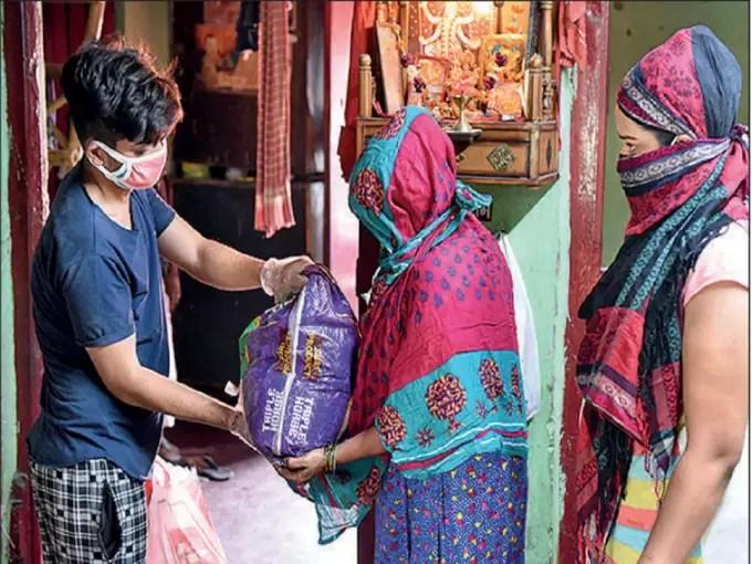 DELHI sex worker ration