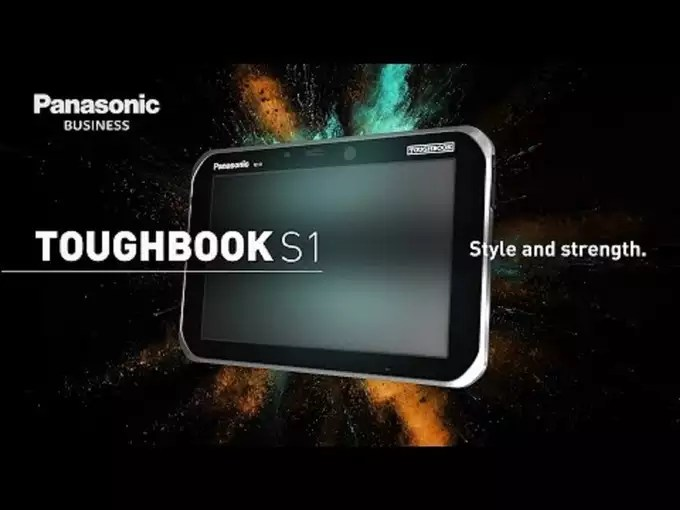 Panasonic Toughbook S1 Rugged Tablet Launch Price Specs 2