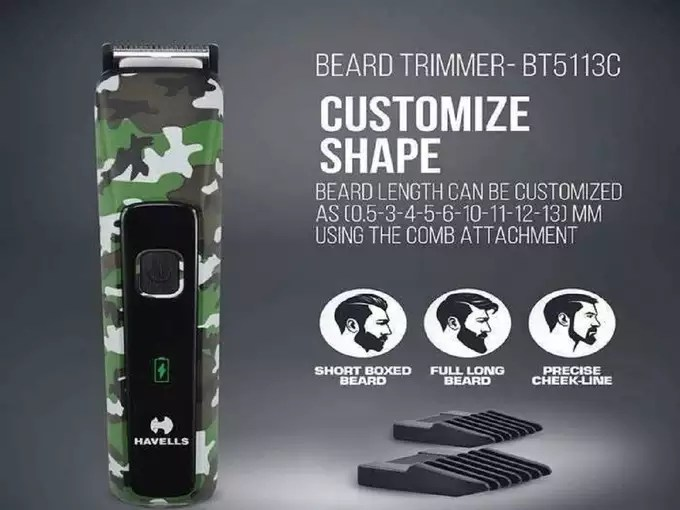 Top and best trimmer for men under 1000 in india 1
