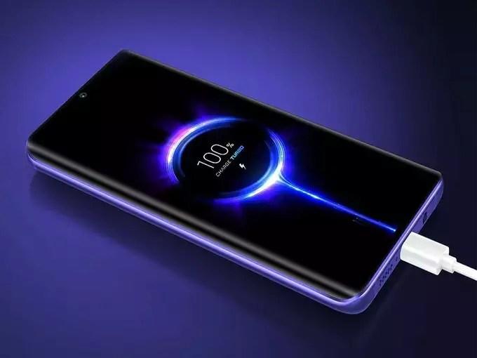 Huawei 135 watt fast charging technology launch 2